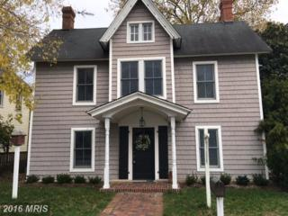 128 Main Street, Greensboro, MD 21639 (#CM9813610) :: Pearson Smith Realty