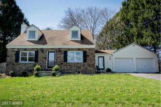 5302 Ridge Road, Mount Airy, MD 21771 (#CR9908869) :: Pearson Smith Realty