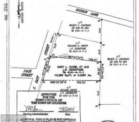 South East Street, Culpeper, VA 22701 (#CU9845438) :: LoCoMusings