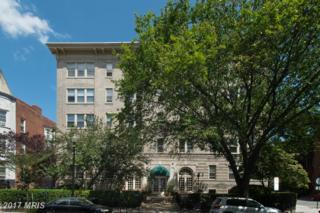 1725 17TH Street NW #308, Washington, DC 20009 (#DC9818080) :: Pearson Smith Realty