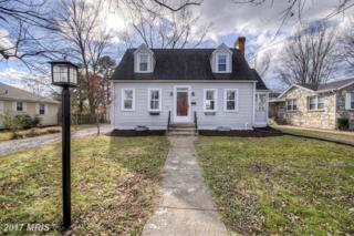 112 Longstreet Avenue, Fredericksburg, VA 22401 (#FB9832637) :: Pearson Smith Realty