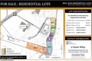 Grays Mill Road Lot 1, Warrenton, VA 20187 (#FQ9772792) :: LoCoMusings