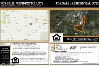 Grays Mill Road Lot 3, Warrenton, VA 20187 (#FQ9772852) :: LoCoMusings
