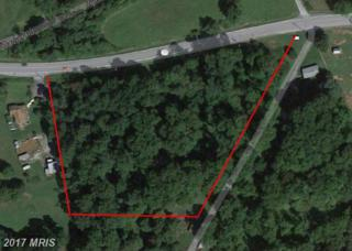 4861 Foxville Road, Sabillasville, MD 21780 (#FR9702360) :: LoCoMusings