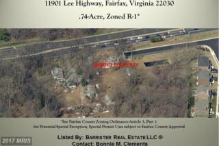 11901 Lee Highway, Fairfax, VA 22030 (#FX9509041) :: LoCoMusings