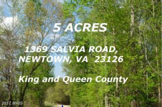 1369 Salvia Road, Newtown, VA 23126 (#KQ9785373) :: LoCoMusings