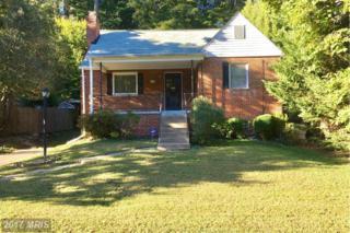507 Thayer Avenue, Silver Spring, MD 20910 (#MC9827455) :: Pearson Smith Realty