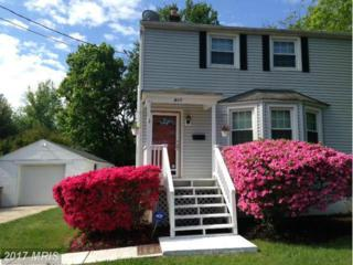 811 Baltimore Road, Rockville, MD 20851 (#MC9907970) :: Pearson Smith Realty