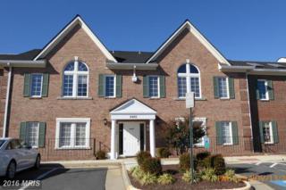 8405 Dorsey Circle #201, Manassas, VA 20110 (#MN9808005) :: Pearson Smith Realty