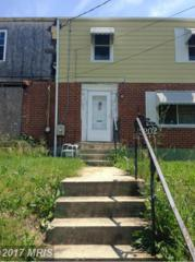3202 32ND Avenue, Temple Hills, MD 20748 (#PG9691190) :: Pearson Smith Realty