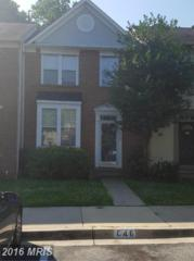 10755 Kitchener Court, Bowie, MD 20721 (#PG9708799) :: Pearson Smith Realty
