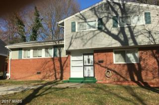 7422 Dominion Drive, Oxon Hill, MD 20745 (#PG9814891) :: LoCoMusings