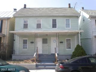 489-491 Mitchell Avenue, Hagerstown, MD 21740 (#WA8763211) :: Pearson Smith Realty