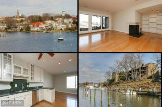 11 President Point Drive B2, Annapolis, MD 21403 (#AA9850782) :: LoCoMusings