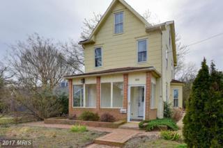 600 Burnside Street, Annapolis, MD 21403 (#AA9857225) :: LoCoMusings