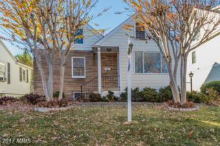1032 Danville Street, Arlington, VA 22201 (#AR9814651) :: Pearson Smith Realty