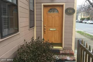 830 Oronoco Street, Alexandria, VA 22314 (#AX9844043) :: LoCoMusings