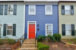 526 Gibbon Street, Alexandria, VA 22314 (#AX9877424) :: Pearson Smith Realty