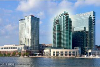 200 International Drive #2701, Baltimore, MD 21202 (#BA9518499) :: Pearson Smith Realty