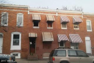 509 Bentalou Street S, Baltimore, MD 21223 (#BA9538497) :: LoCoMusings
