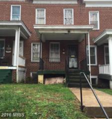 3311 Presstman Street, Baltimore, MD 21216 (#BA9540559) :: Pearson Smith Realty