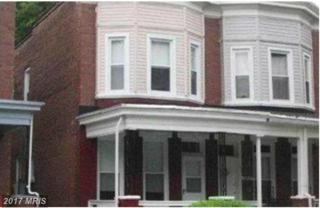3825 Clifton Avenue, Baltimore, MD 21216 (#BA9570846) :: LoCoMusings