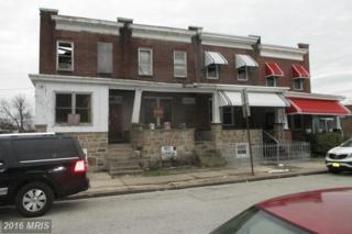 1705 Carswell Street, Baltimore, MD 21218 (#BA9573923) :: Pearson Smith Realty