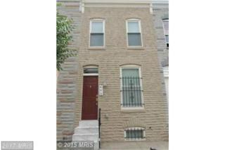 405 Glover Street, Baltimore, MD 21224 (#BA9603447) :: Pearson Smith Realty