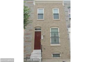 405 Glover Street, Baltimore, MD 21224 (#BA9603447) :: LoCoMusings