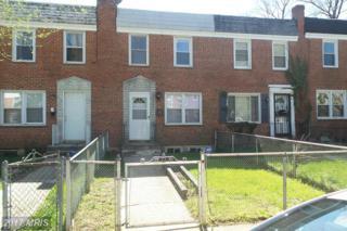 4437 Eldone Road, Baltimore, MD 21229 (#BA9615564) :: LoCoMusings
