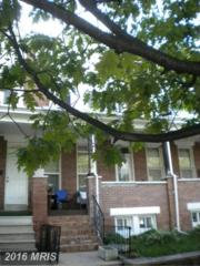 2110 Rosedale Street, Baltimore, MD 21216 (#BA9654332) :: Pearson Smith Realty