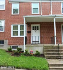1046 Rockhill Avenue, Baltimore, MD 21229 (#BA9670375) :: Pearson Smith Realty