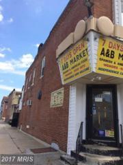 101 Potomac Street, Baltimore, MD 21224 (#BA9719734) :: Pearson Smith Realty
