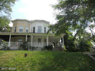 2515 Garrison Boulevard, Baltimore, MD 21216 (#BA9729565) :: Pearson Smith Realty