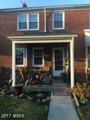 1242 Cedarcroft Road, Baltimore, MD 21239 (#BA9748505) :: LoCoMusings