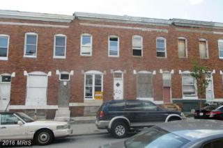 20 Wheeler Avenue N, Baltimore, MD 21223 (#BA9751793) :: Pearson Smith Realty