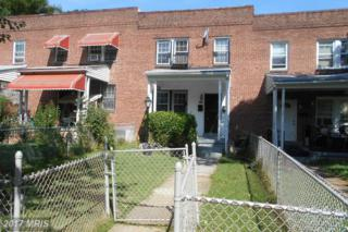 4114 Woodhaven Avenue, Baltimore, MD 21216 (#BA9752291) :: Pearson Smith Realty
