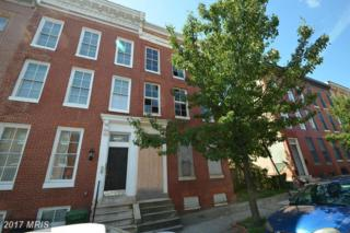 1713 Hollins Street, Baltimore, MD 21223 (#BA9766790) :: Pearson Smith Realty