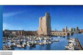 100 Harborview Drive #708, Baltimore, MD 21230 (#BA9776259) :: Pearson Smith Realty