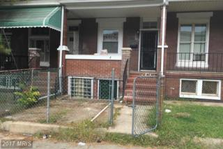 1742 Homestead Street, Baltimore, MD 21218 (#BA9783639) :: LoCoMusings