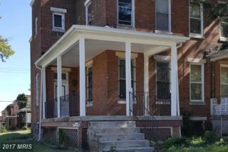 931 Poplar Grove Street, Baltimore, MD 21216 (#BA9785482) :: Pearson Smith Realty