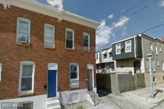 724 Glover Street N, Baltimore, MD 21205 (#BA9792655) :: Pearson Smith Realty