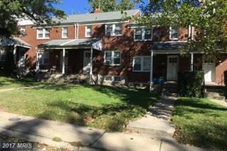 330 E Belvedere Avenue, Baltimore, MD 21212 (#BA9798394) :: LoCoMusings