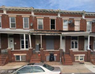 1769 Darley Avenue, Baltimore, MD 21213 (#BA9810055) :: LoCoMusings
