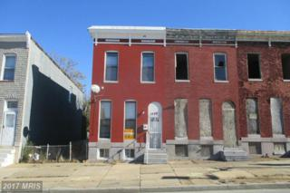 1739 Milton Avenue N, Baltimore, MD 21213 (#BA9812435) :: Pearson Smith Realty