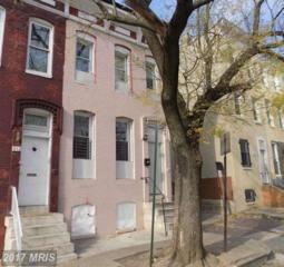 814 Stricker Street, Baltimore, MD 21217 (#BA9815349) :: Pearson Smith Realty