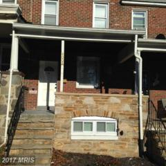 4008 Walrad Street, Baltimore, MD 21229 (#BA9824239) :: Pearson Smith Realty