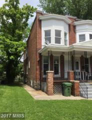 808 Cator Avenue, Baltimore, MD 21218 (#BA9874478) :: Pearson Smith Realty