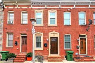 117 Bradford Street, Baltimore, MD 21224 (#BA9945859) :: Pearson Smith Realty