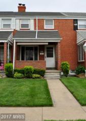 8005 Kimberly Road, Baltimore, MD 21222 (#BC9675344) :: LoCoMusings